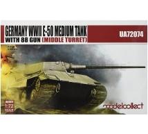 Model collect - E-50 & 88mm gun