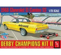 Amt - Derby Champ Kit El Camino 68