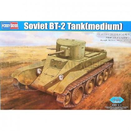 Hobby boss - BT-2 tank