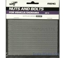 Meng - Nuts & bolts Set D