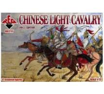 Red box - Chinese light cavalry 16/17s