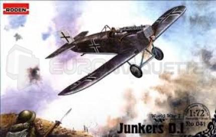 Roden - Junker D I 1916