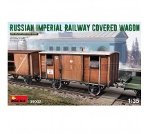 Miniart - Russian Imperial wagon
