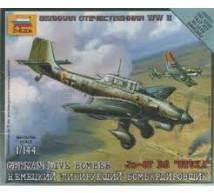 Zvezda - Ju-87B-2 Stuka