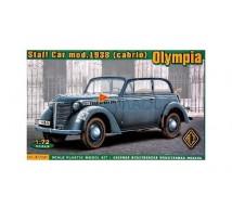 Ace - Olympia cabrio mod 1938