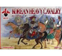 Red box - Korean heavy cavalry 16/17s