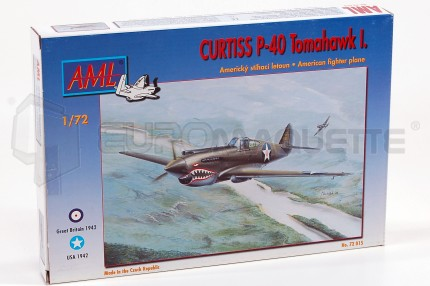 Aml-Models - Curtiss P-40 Tomahawk