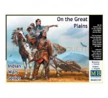 Master box - Indians in the great plains