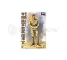 Hasegawa - WWII Tank Commander (Ex Takom)