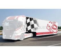 Italeri - Racing trailer