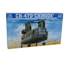 Trumpeter - CH-47D Chinook
