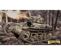 Heller - Renault R35&Canon de 25