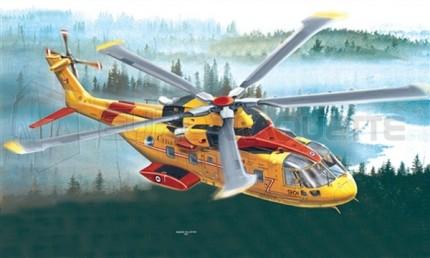 Italeri - EH-101 Cormorant
