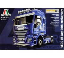 Italeri - Iveco Hi-Way 40th Anniv
