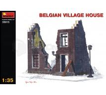 Miniart - Maison Belge 1944