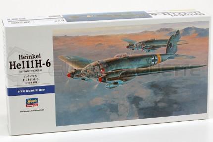 Hasegawa - He-111 H6