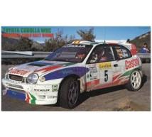 Hasegawa  - Toyota Corolla WRC MC 1998