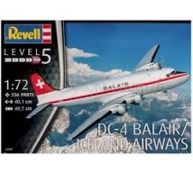 Revell - DC-4 Balair/ Iceland Airways