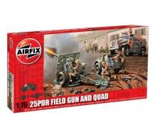 Airfix - 25PDR Field gun