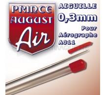 Prince August - Aiguille 0,3 pour Aero A011