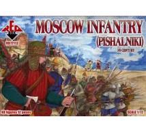 Red box - Moscow infantry Pishalniki