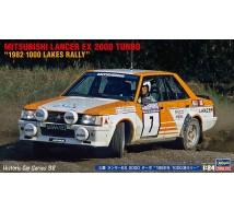 Hasegawa - Lancer EX2000 Turbo 1000 Lakes 1982