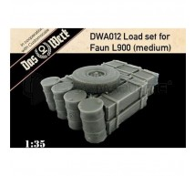 Das werk - Load set for FAUN L900 (DW)