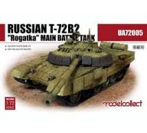 Model collect - T-72B2 Rogatka