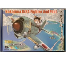 Tiger model - Ki-84 EGG