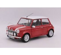 Solido - Mini Cooper 1.3i Sport pack Rouge