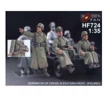 Hobby fan - German Vk128 crews