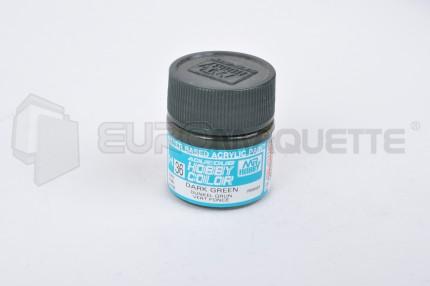 Gunze Sangyo - Vert Foncé H36 (pot 10ml)