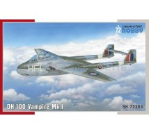Special hobby - DH-100 Vampire