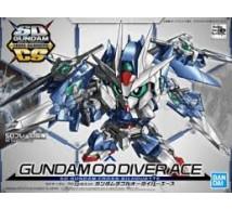 Bandai - SD Gundam 00 Diver ace (5055343)