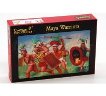 Caesar miniatures - Mayas