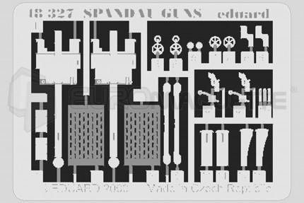 Eduard - Spandau guns WWI