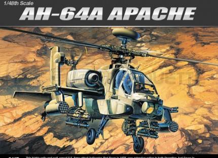 Academy - AH 64A Apache