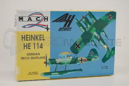 Mach2 - Heinkel He-114