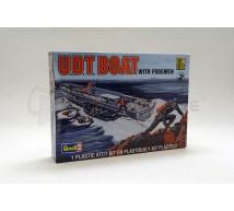 Revell - UDT Boat & Plongeurs