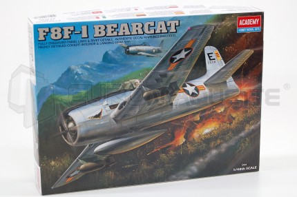Academy - F-8F Bearcat