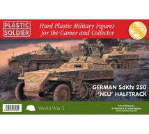 Plastic soldier - SdKfz 250 NEU