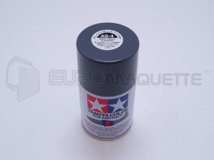 Tamiya - Gris Violet All. Mat AS-4 (bombe 100ml)