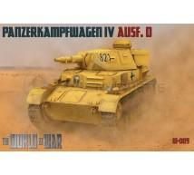 World at war - Pz IV Ausf D