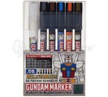 Bandai - Gundam pouring inking pen set