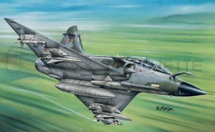 Italeri - Mirage 2000 D