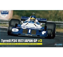 Fujimi - Tyrell P34 Japon 1977 N°3