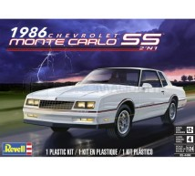 Revell - Chevy Monte Carlo SS 1986
