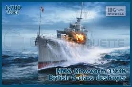 Ibg - HMS Glowworm Class G Destroyer