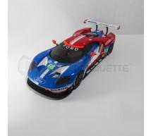 Profil 24 - Ford GT Le Mans/Daytona 2016