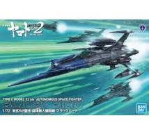 Bandai - Black Bird fighter Yamato 2202 (5057067)